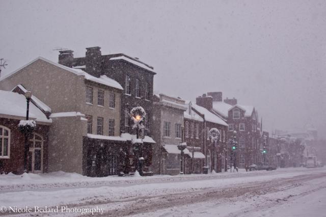 M Street, Georgetown