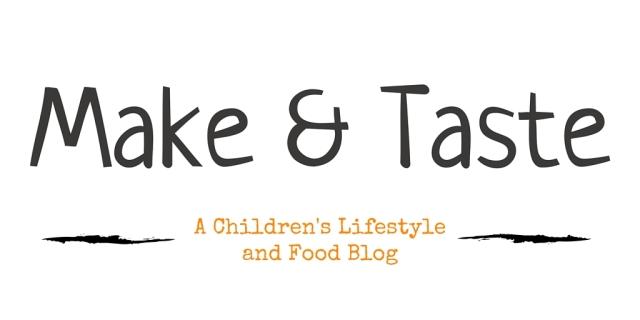 make and taste logo twitter post