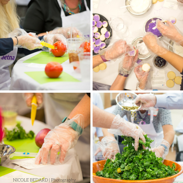 Lindsay Culinary Event Photography