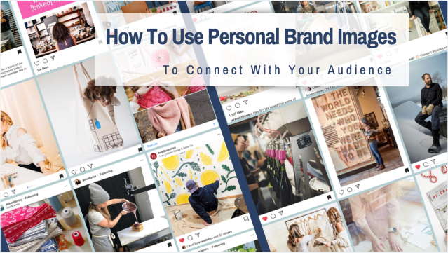 Personal Brand Photography Blog Post